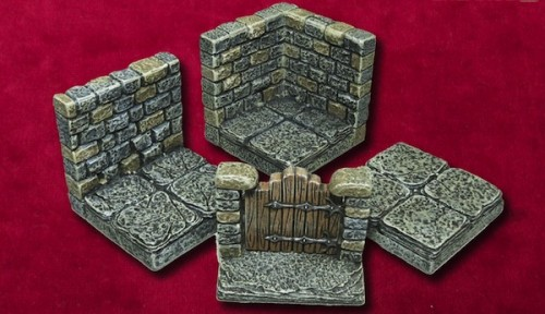 Dwarven Forge Games Tiles Kickstarter