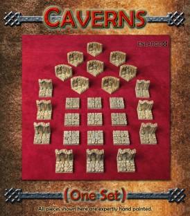 dwarven forge caverns kickstarter