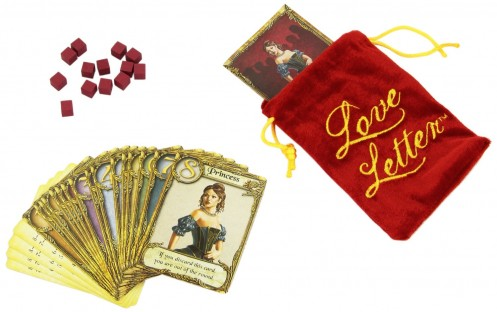 Love Letter, card game, tabletop, boardgame,, board game, game night