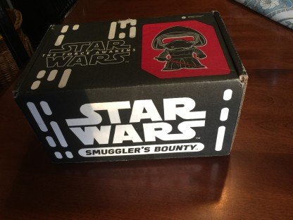 The FUNKO Star Wars Smugglers Bounty Box promises to be full of exclusive Star Wars loot