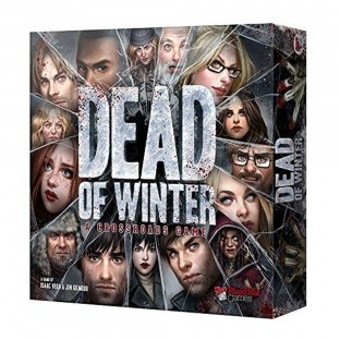 Dead of Winter - survive the zombies, the weather and treachery from other bands of survivors