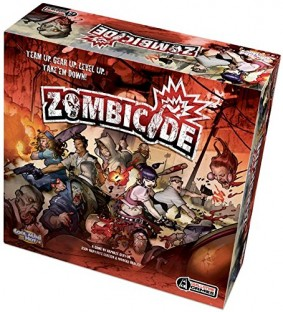 Zombicide is you go to post apocalyptic zombie survival board game