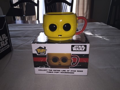 Funko Star Wars Smugglers Bounty The Resistance C3P0 Mug