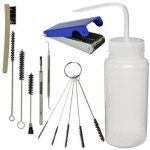 Airbrush Cleaning Kit Review by Master Airbrush