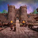 Thoughts on the Dwarven Forge Castles Kickstarter